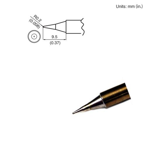 T15-I Conical Tip