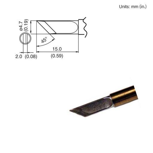T15-K Knife Tip