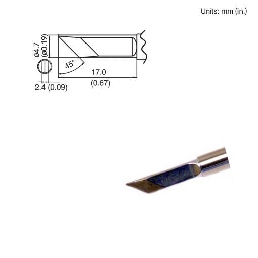 T15-KF Knife Tip