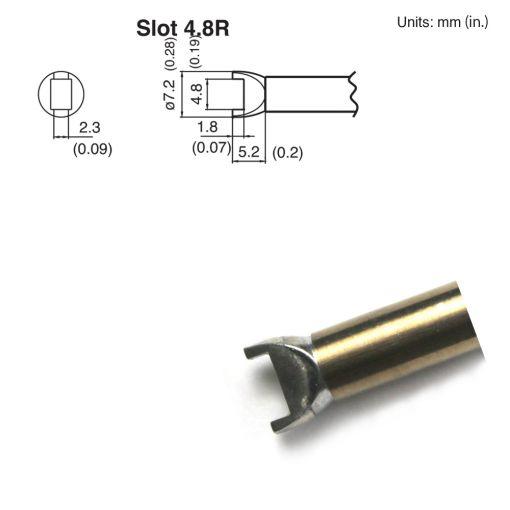 T15-R48 Slot Tip