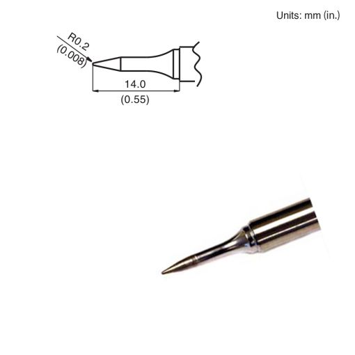T15-SB02 Conical Tip