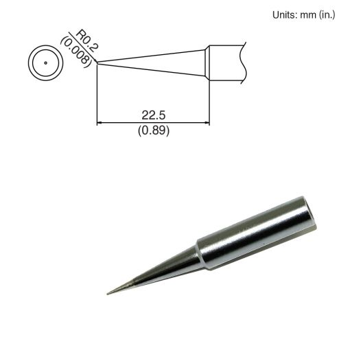 T18-BL Conical Tip