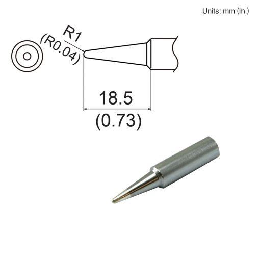 T19-B2 Conical Tip