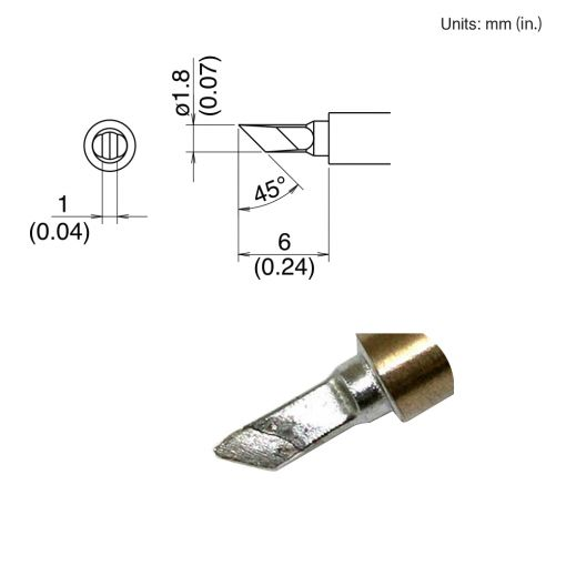 T30-KU Knife Tip