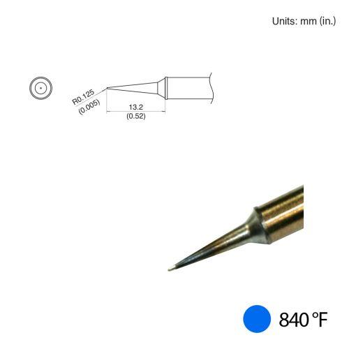 T31-01LI Conical Slim Tip, 840°F / 450°C
