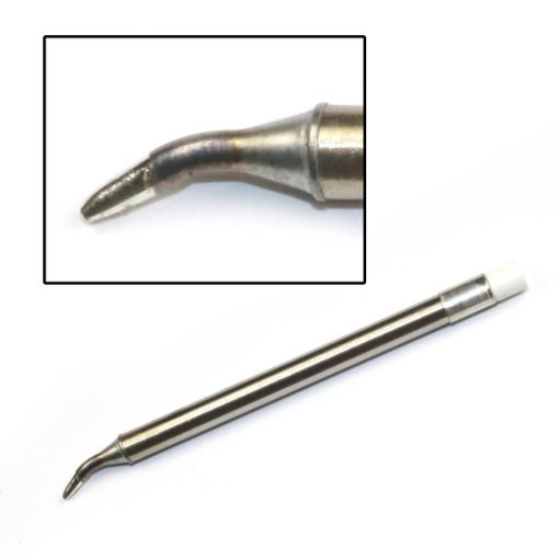 T31-03JD14 Bent Chisel Tip, 660°F / 350°C