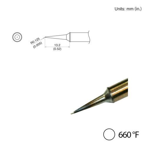 T31-03LI Conical Slim Tip, 660°F / 350°C