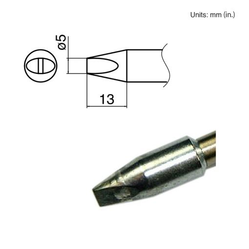 T33-D5 Chisel Tip