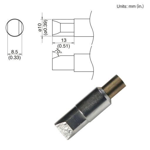 TX2-XNC100, 300W Bevel Tip